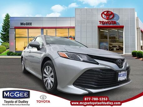 2018_Toyota_Camry_L_ Dudley MA