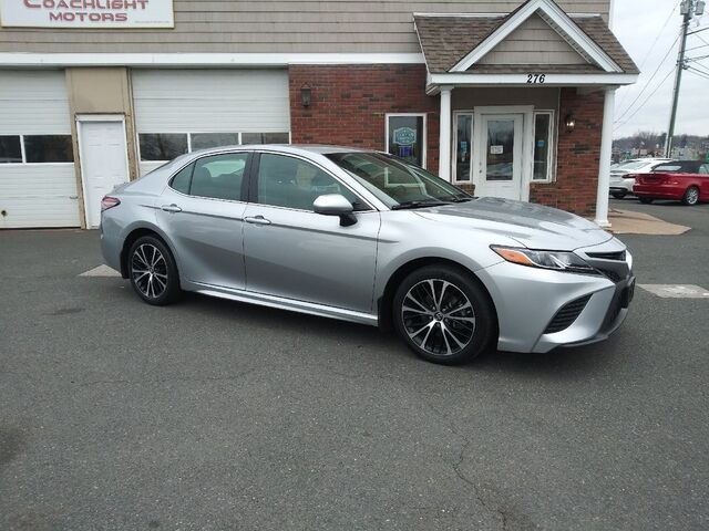 2018 Toyota Camry L East Windsor CT