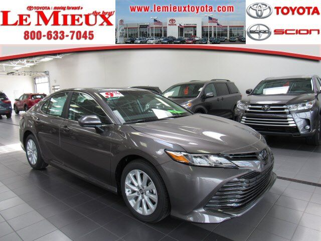 2018 Toyota Camry L Green Bay WI