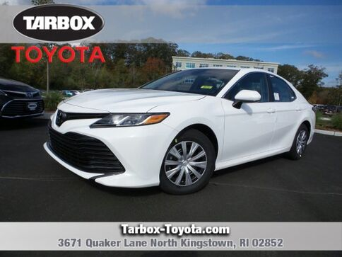 2018_Toyota_Camry_L_ North Kingstown RI