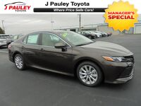 Toyota Camry LE 0% For 60 mo + $1000 Rate Cash! 2018