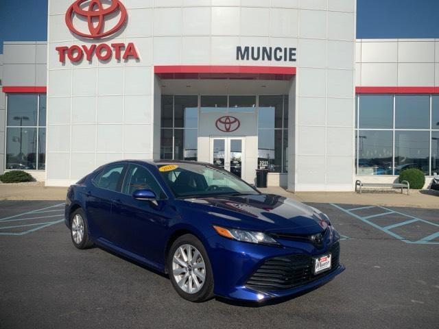 2018 Toyota Camry LE Auto Muncie IN