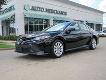 2018_Toyota_Camry_LE BACKUP CAM, BLUETOOTH, CLOTH SEATS, CRUISE CONTROL, AUX/USB INPUT_ Plano TX