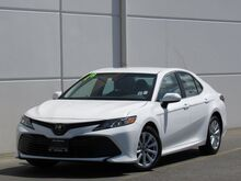 2018_Toyota_Camry_LE_ Bellingham WA