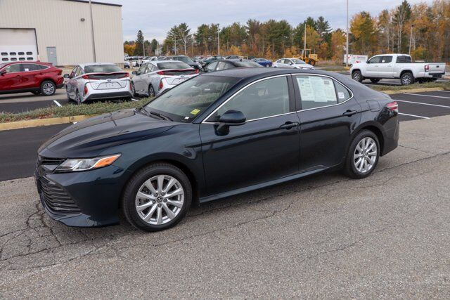 2018 Toyota Camry LE Brewer ME