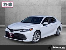 2018_Toyota_Camry_LE_ Buena Park CA