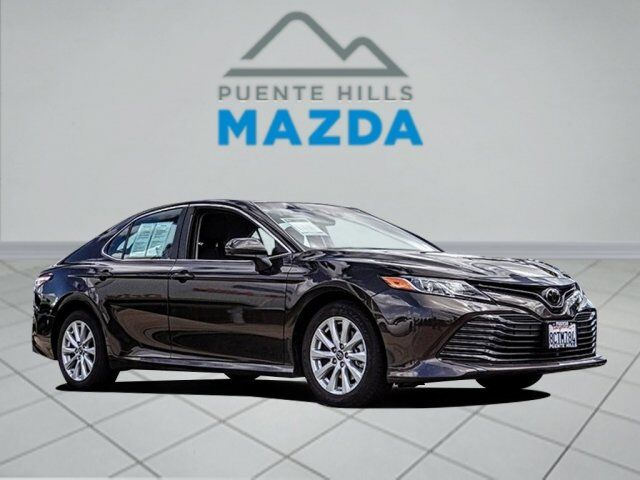 2018 Toyota Camry LE City of Industry CA
