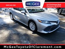 2018_Toyota_Camry_LE_ Claremont NH