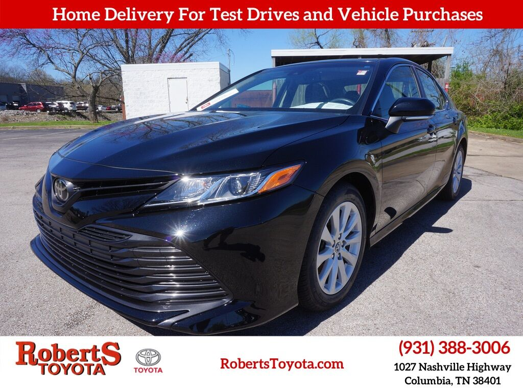2018 Toyota Camry LE Columbia TN