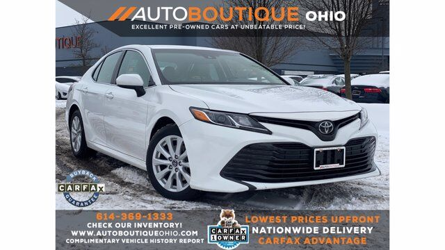 2018 Toyota Camry LE Columbus OH