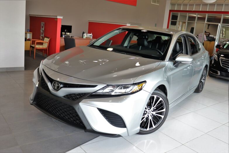 2018 Toyota Camry LE Convenience Package Backup Camera Springfield NJ