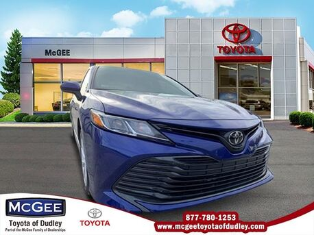 2018_Toyota_Camry_LE_ Dudley MA