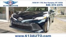 2018_Toyota_Camry_LE_ Ulster County NY