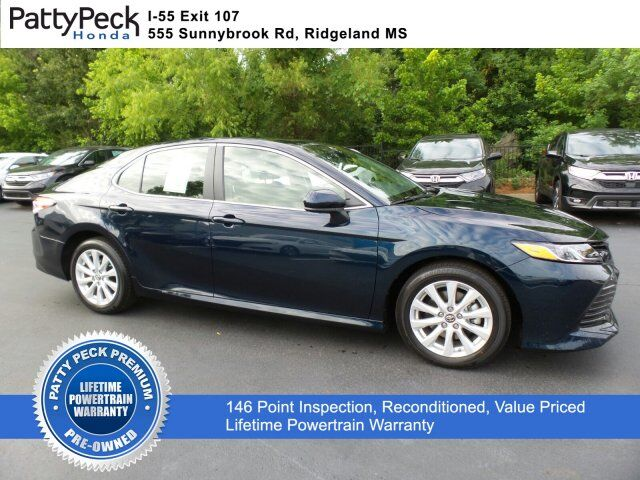 2018 Toyota Camry LE FWD Jackson MS