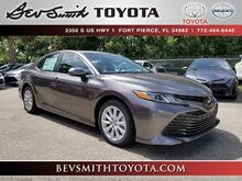 2018_Toyota_Camry_LE_ Fort Pierce FL