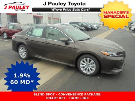 2018_Toyota_Camry_LE_ Fort Smith AR