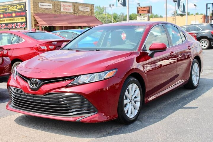 Fort Wayne Toyota >> 2018 Toyota Camry Le Fort Wayne In 31405529