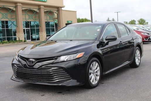 2018 Toyota Camry LE Fort Wayne Auburn and Kendallville IN