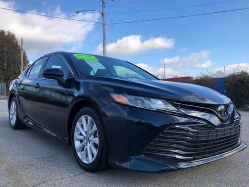 2018_Toyota_Camry_LE_ Frankfort KY