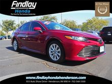 2018_Toyota_Camry_LE_ Henderson NV