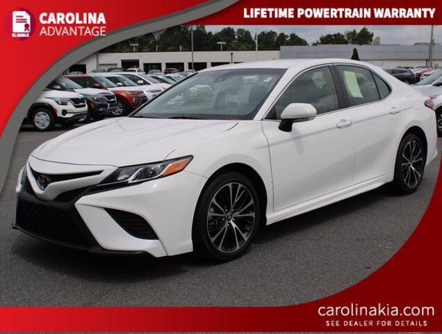 2018 Toyota Camry LE High Point NC