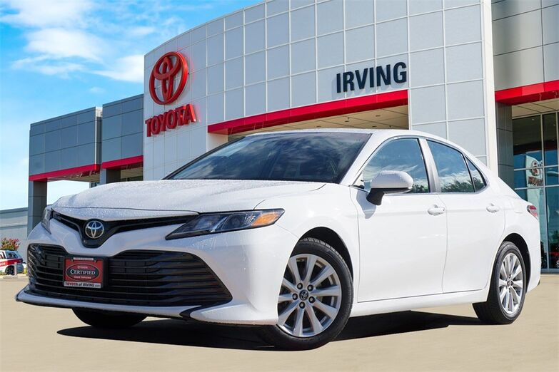 2018 Toyota Camry LE Irving TX