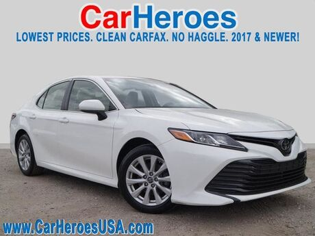 2018 Toyota Camry LE Jacksonville FL