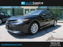 2018_Toyota_Camry_LE_ Jacksonville FL