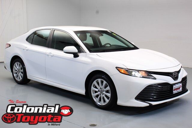 2018 Toyota Camry LE Milford CT