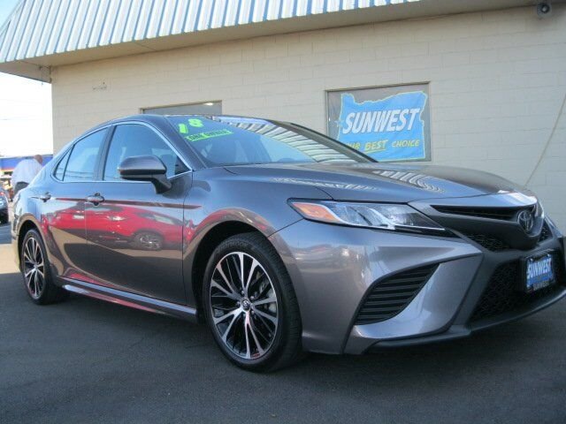 2018 Toyota Camry LE Newport OR