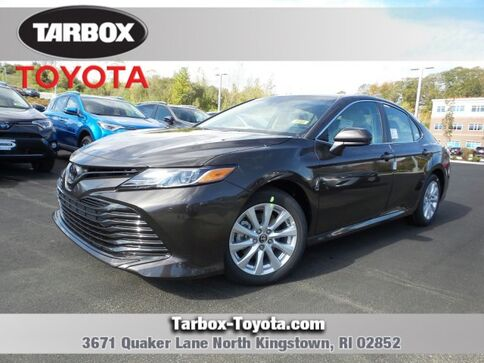 2018_Toyota_Camry_LE_ North Kingstown RI