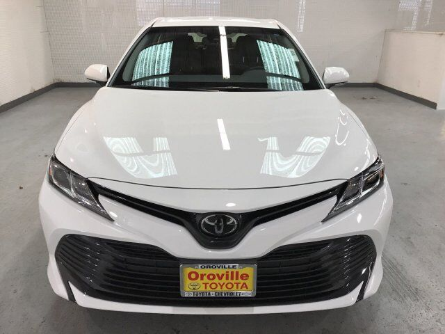 2018 Toyota Camry LE Oroville CA
