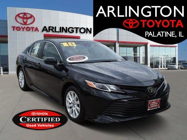 2018 Toyota Camry LE Palatine IL