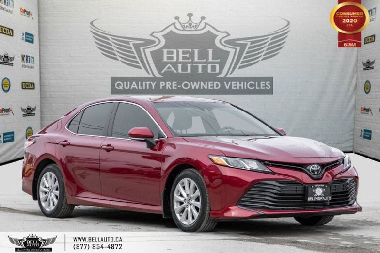 2018 Toyota Camry LE, REAR CAM, B. SPOT, PUSH START, WIRELESS CHARGE Toronto ON