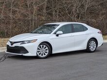 2018_Toyota_Camry_LE_ Raleigh NC