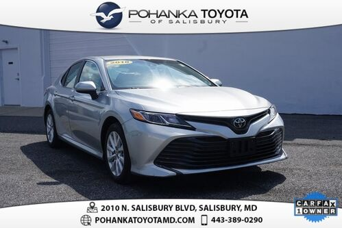 2018_Toyota_Camry_LE_ Salisbury MD