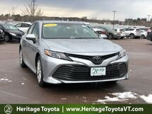 2018 Toyota Camry LE South Burlington VT