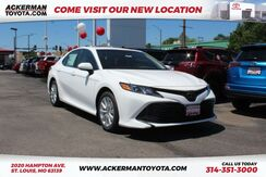 2018_Toyota_Camry_LE_ St. Louis MO