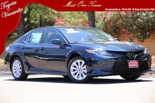 2018 Toyota Camry LE Vacaville CA