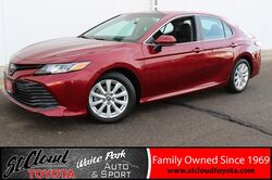 2018_Toyota_Camry_LE_ St. Cloud MN