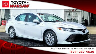 2018_Toyota_Camry_LE_ Warsaw IN