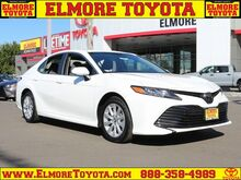 2018_Toyota_Camry_LE_ Westminster CA