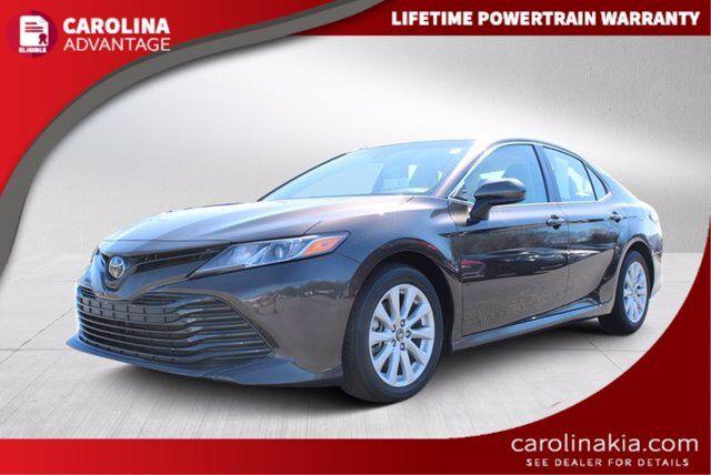2018 Toyota Camry LE Wilkesboro NC