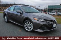 2018 Toyota Camry LE White River Junction VT