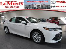 2018_Toyota_Camry_LE_ Green Bay WI