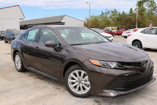 2018_Toyota_Camry_LE_ Homestead FL