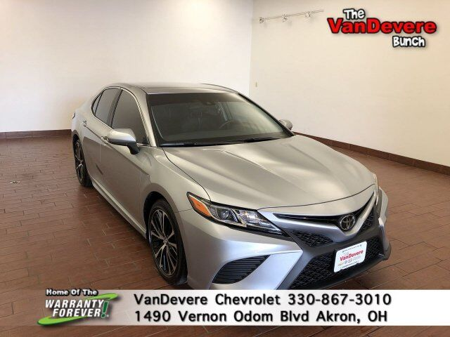2018 Toyota Camry SE Akron OH