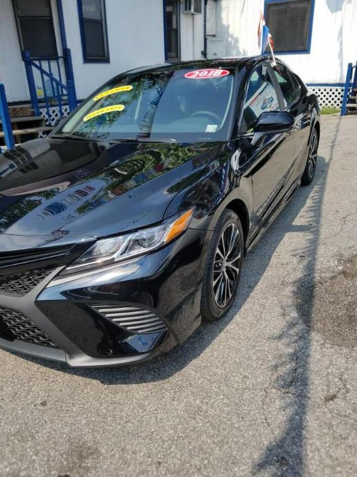 2018 Toyota Camry SE New York City NY