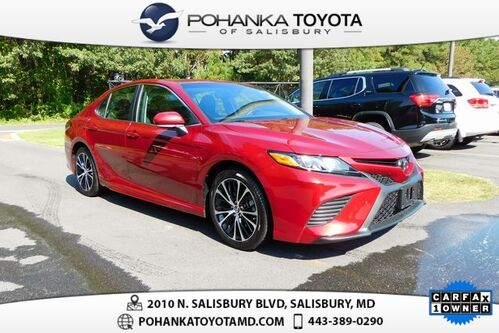 2018_Toyota_Camry_SE CERTIFIED SPECIAL 60@1.9%_ Salisbury MD