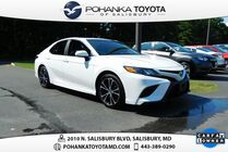 2018 Toyota Camry SE CERTIFIED